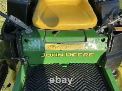 John Deere Z425 Zero Turn Ride On Mower Like Kubota Iseki Diesel