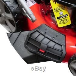 LAWNMOWER 20 51cm Petrol Self Propelled Electric Start RocwooD FREE Lifter