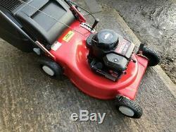 LawnFlite 383sp 18 Self Propelled Petrol Lawn Mower