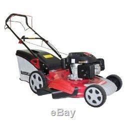 Lawnflite MTD CR53SP 21 53cm Comfort Self Propelled 4 in 1 Petrol Lawnmower