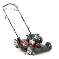 Lawnflite MTD S53MSPB 53cm 21 Petrol Mulching Self Propelled Smart Lawnmower