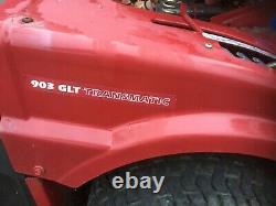 Lawnflite ride on mower 903 GLT Transmatic