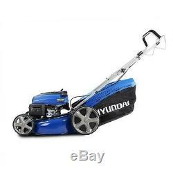 Lawnmower Petrol Self Propelled 51cm 20 510mm 173cc 4 in 1 Cut HYM510SP