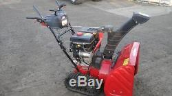 MTD 2 Stage 66cm Petrol Snow Thrower/Blower Self Propelled RRP £1699 Now £1489