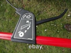 MTD CSV202 Leaf Vacuum Shredder Chipper With Hose Petrol Self Propelled