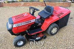 MTD Lawnflite 920 ride-on mower with 12.5hp Briggs and Stratton engine