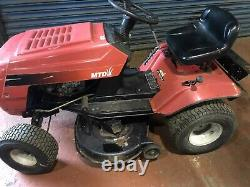 MTD Ride On Lawn Tractor Mower