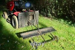 MTD Ride on mower with trailer