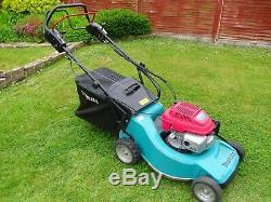 Makita PLM5113 self-propelled lawnmower (serviced)