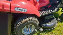 Massey Ferguson 3316HE 17.5 HP ride on lawn mower collector briggs and stratton