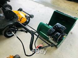 Massport Olympic 500 Cylinder Mower Self Propelled Petrol Lawn Mower