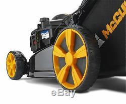 McCulloch M51-140WR Classic+ 140cc 1.9kW Self Propelled Petrol Lawn Mower