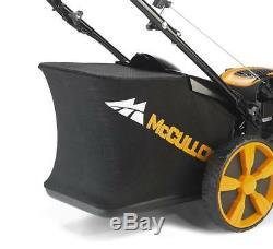 McCulloch M51-140WR Classic+ 140cc Self Propelled Petrol Lawn Mower