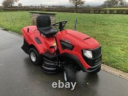 Mountfield 1636H Ride On Mower With Mulch Plug