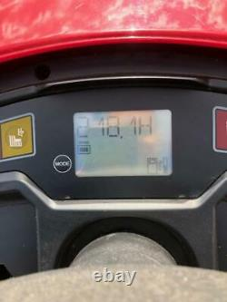 Mountfield 2446H-SD Ride On Lawn Mower ONLY 218 HRS