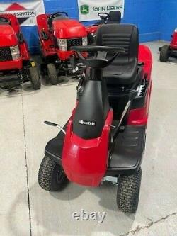 Mountfield 827m Compct Ride On Lawn Mower Tractor Lawn Rider