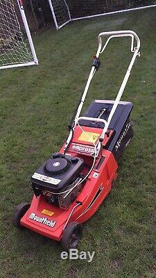 Mountfield Empress Petrol Lawn Mower Self Propelled