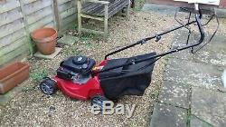 Mountfield Lawnmower RS1000 Petrol Self propelled