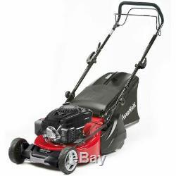 Mountfield S421r Pd 41cm Self-propelled Rear Roller Lawnmower Rrp £429 Save £40