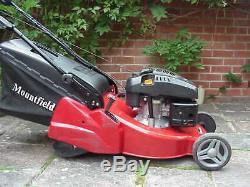 Mountfield S461R PD 46cm (18) Roller Self Propelled Petrol Lawnmower