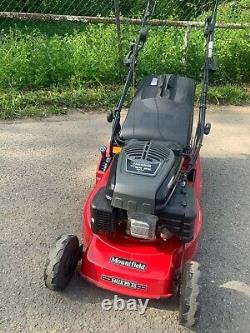 Mountfield S461R PD ES Rear Roller Autodrive Petrol Lawnmower 2017