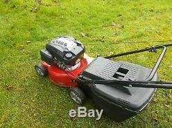 Mountfield SP 454 Petrol Mower self propelled mower