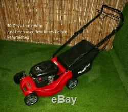 Mountfield SP164 Self Propelled Petrol Lawnmower Serviced Excellent Condition