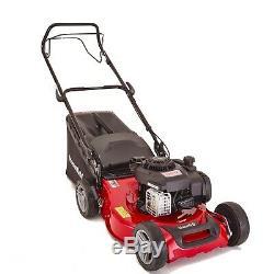 Mountfield SP185 Self Propelled Petrol Lawnmower 125cc 46cm Blade 60L Grass Box