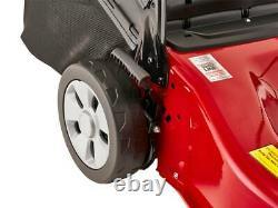 Mountfield SP45 Lawnmower 123cc Self Propelled Petrol Mower Grass Box Lawn