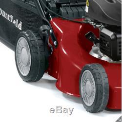 Mountfield SP454 123cc 44cm Self Propelled Petrol Lawn Mower NEW