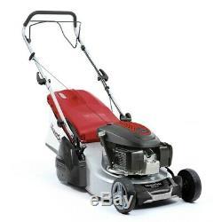 Mountfield SP465R 46cm Self-Propelled Rear Roller Petrol Lawnmower