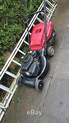 Mountfield SP536 self-propelled petrol lawnmower