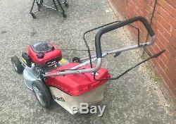 Mountfield SP53H 160cc 20 (51cm) Self Propelled Petrol Lawn Mower, Honda Engine
