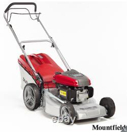 Mountfield SP53H 160cc 20 51cm Self Propelled Petrol Lawn Mower, Honda Engine E