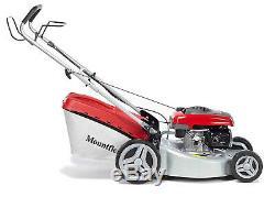 Mountfield SP53H Honda Engine Four-Wheeled Self-Propelled Rotary Mower 51cm