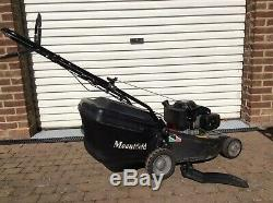 Mountfield SP554 self propelled petrol lawnmower