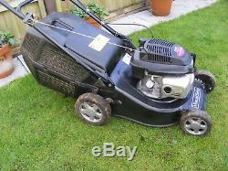 Mountfield Self Propelled Petrol Lawn Mower With Honda Petrol Engine 135cc