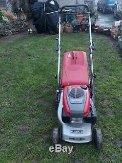 Mountfield Sp425r self propelled petrol lawnmower