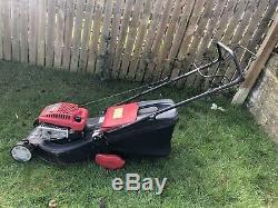 Mountfield Sp460 18 Rear Roller Self Propelled Petrol Lawnmower Grass box