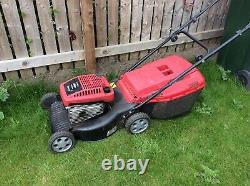 Mountfield Sp470 Self Propelled Petrol Lawnmower Runs Well Clean Good Condition