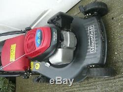 Mountfield Sp535 Honda 51 CM Serviced Petrol Lawnmower Self Propelled Colchester