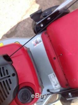 Mountfield Sp53h 51cm 160cc Self-propelled Rotary Petrol Lawn Mower 2018/2017