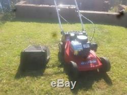 Mountfield petrol lawnmower SELF PROPELLED PROFESSIONAL Mirage 18 2 stroke