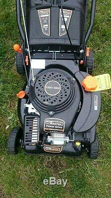 MowMaster 43PD-SSEK 3-in-1 Self-Propelled Petrol Lawnmower