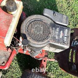 Murray Ride on Lawn Mower 125/96 good working order, 38 inch cut