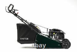 NEW Hayter Harrier 48 Autodrive rear roller lawn mower. Model no 474A