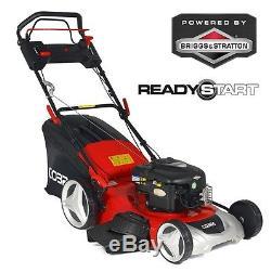 New Cobra MX564SPB 22 Self Propelled Lawnmower Briggs & Stratton Lawn Mower NEW