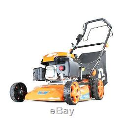 P4600SPE Self Propelled HYUNDAI ELECTRIC START 139cc 18 46cm Petrol Lawn Mower