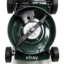 Petrol Lawn Mower Self Propelled BMC 17 43cm 127cc Wolf Engine Lawnmower