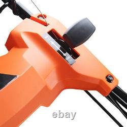 Petrol Lawnmower Electric Start Self Propelled 51cm 173cc P5100SPE GRADED
